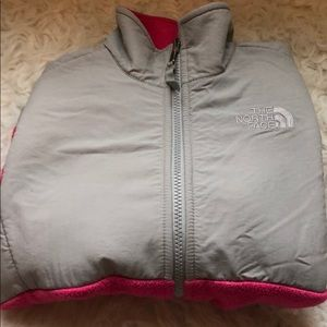 The North Face Jackets & Coats - ⚡️the north face pink fleece jacket